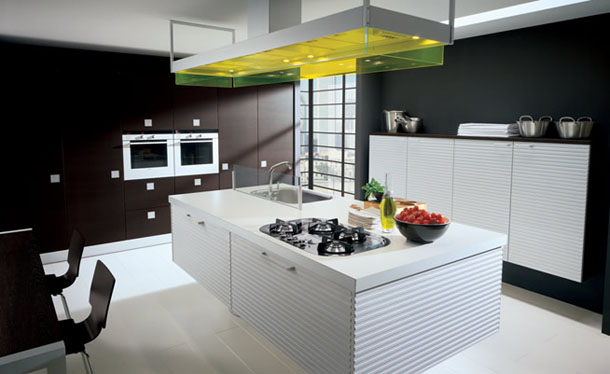 Awesome Isole Cucine Moderne Pictures - Ideas & Design 2017 ...