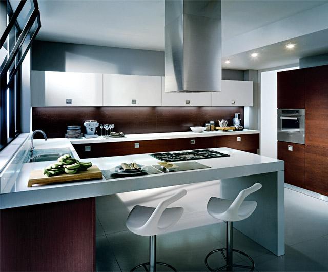 Cucine penisola 2014 3 design mon amour - Penisola per cucina ...