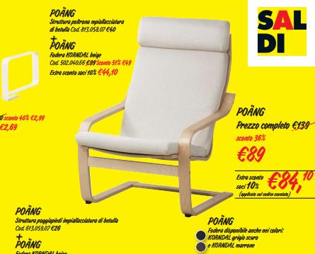 Saldi ikea gennaio 2014 offerte 3 design mon amour for Ikea saldi 2017