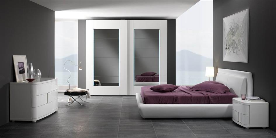 Biancheria letti tendenze design 2014 - Camera da letto moderna ikea ...