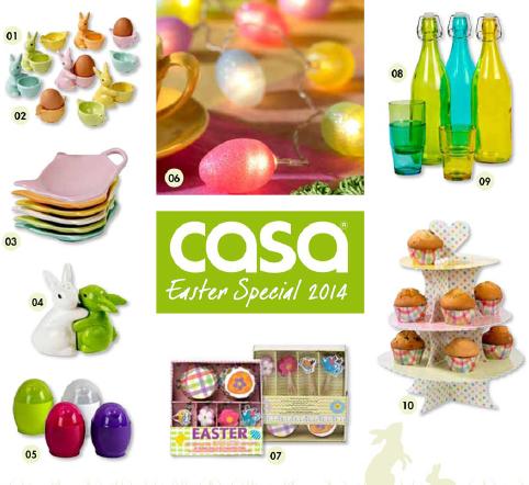 Casa shop catalogo pasqua 2014 5 design mon amour for Casa shop vincere