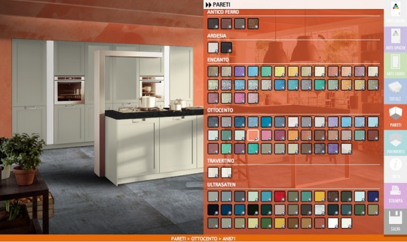 configuratore snaidero cucine catalogo 2014
