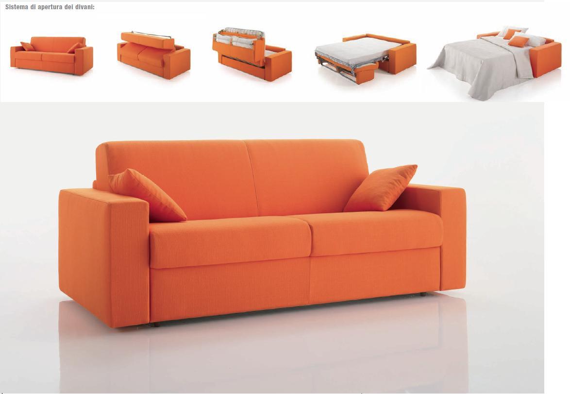 Divani letto trasformabili idee design 2014 for Prezzi divani letto