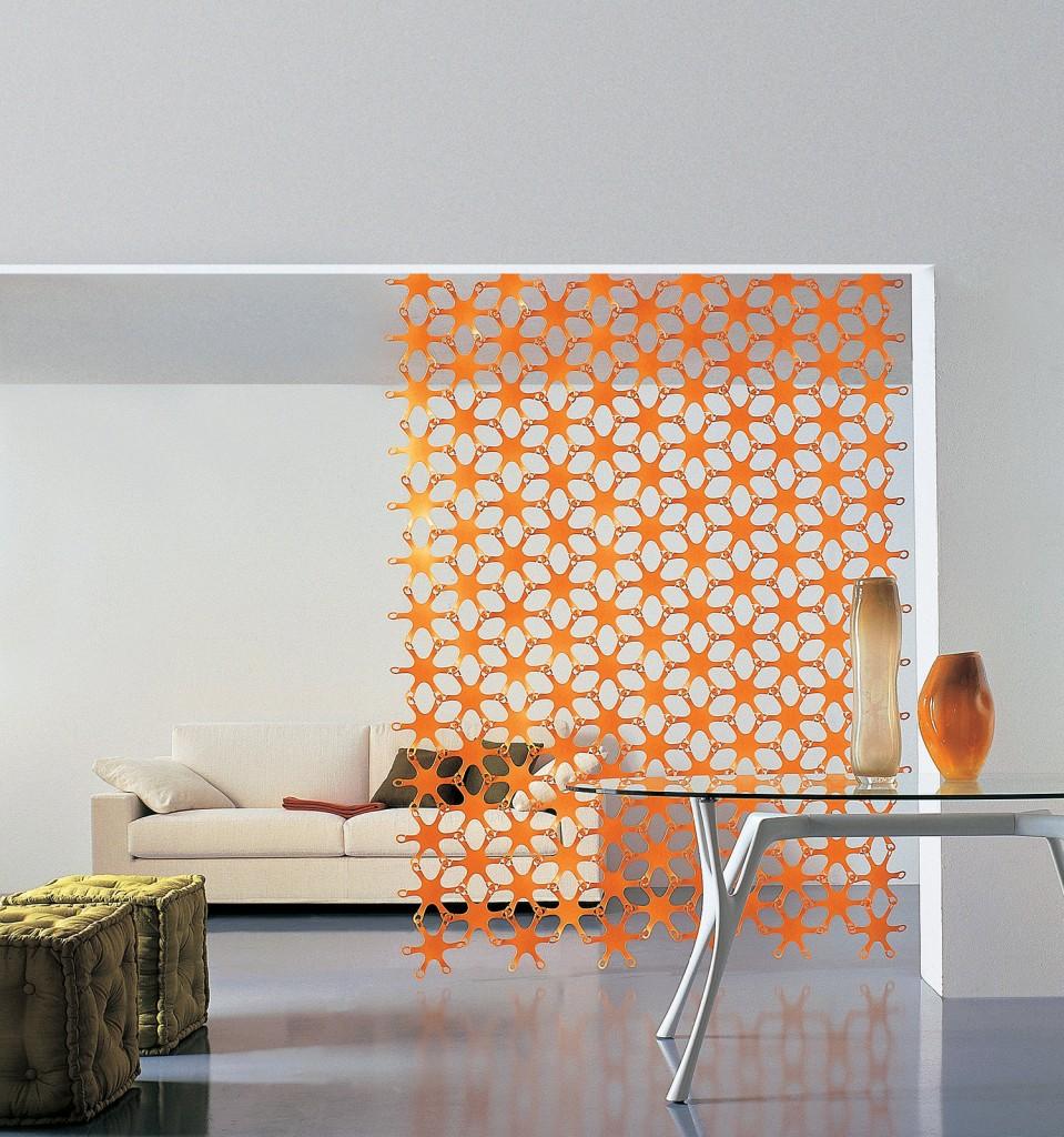 Separe tendenze design 2014 per dividere gli ambienti for Divisori ambienti ikea