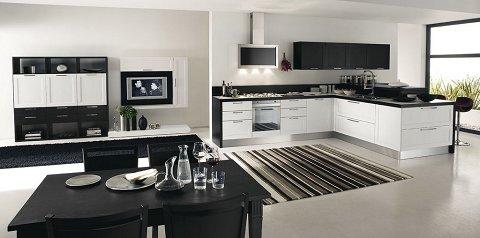 bianco e nero design 2014 arredamento (2)  Design Mon Amour