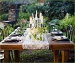 cenare all'aperto tavoli apparecchiati (2)