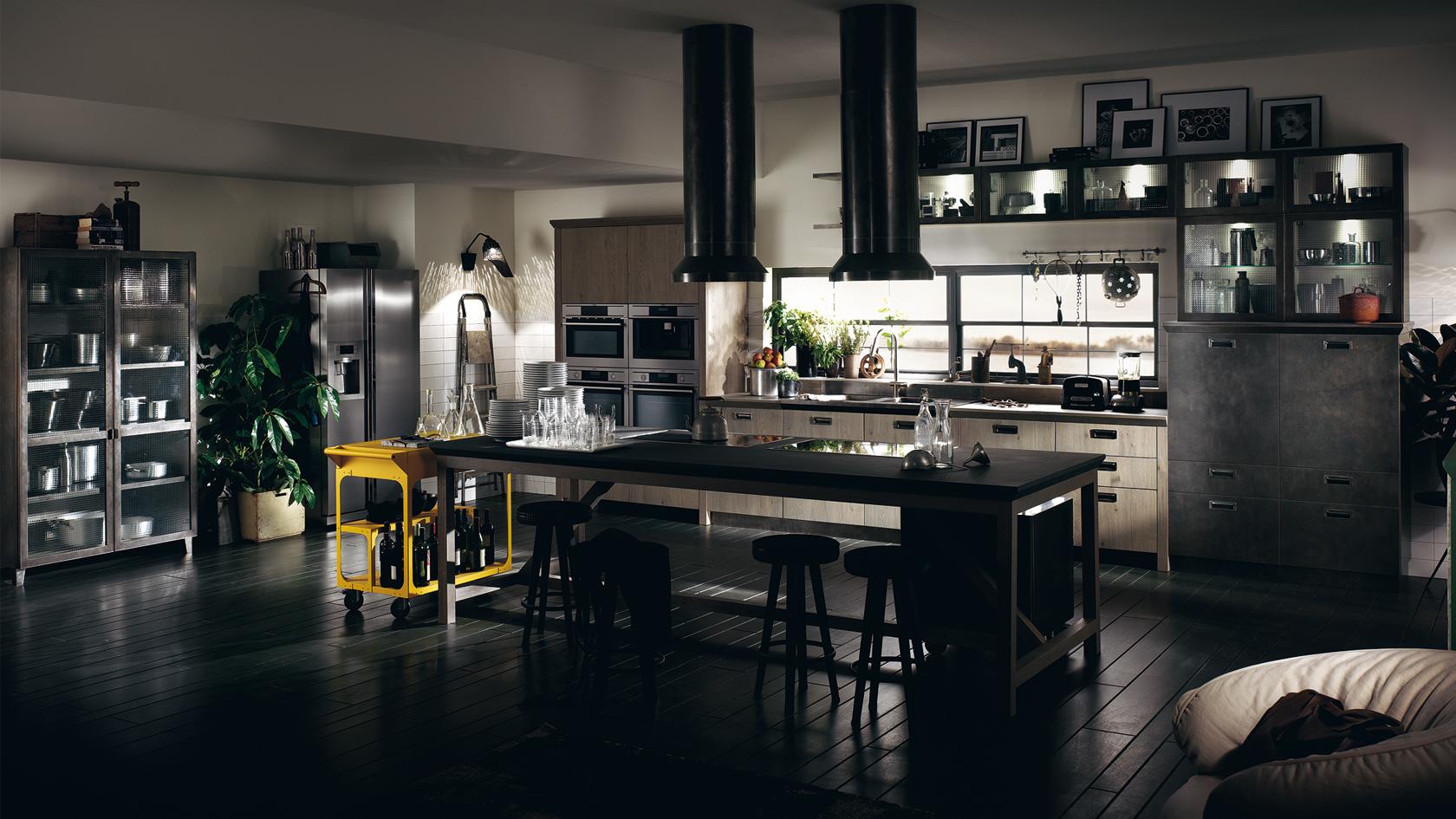 Diesel scavolini social kitchen catalogo cucine 2014 - Cucine moderne scavolini catalogo ...