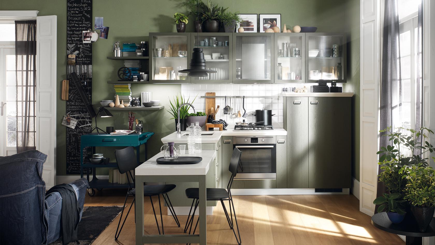 Diesel scavolini progetto cucine social 6 design mon amour - Cucine scavolini diesel ...
