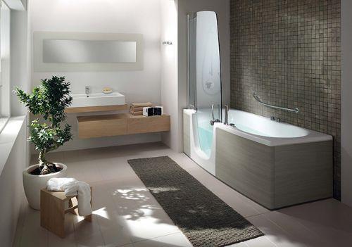 Vasca doccia combinati insieme 2 design mon amour - Plus belle salle de bain du monde ...