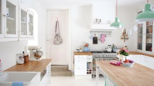 arredare cucina ambiente unico