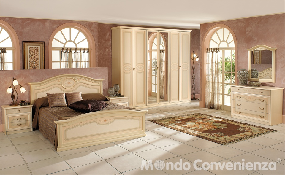 Camere da letto mondo convenienza 2015 design mon amour for Camere matrimoniali complete