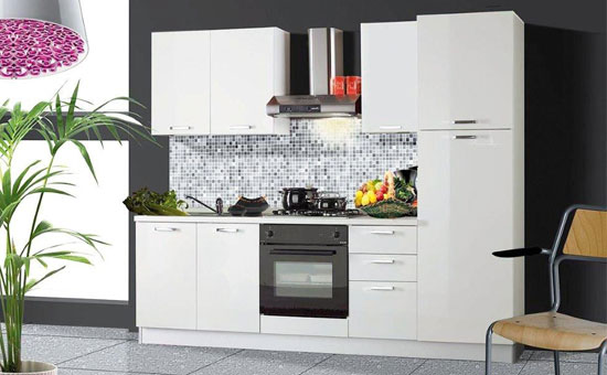 ikea. cucina easy l255 cm essenza crema dx. cucine componibili ikea ...