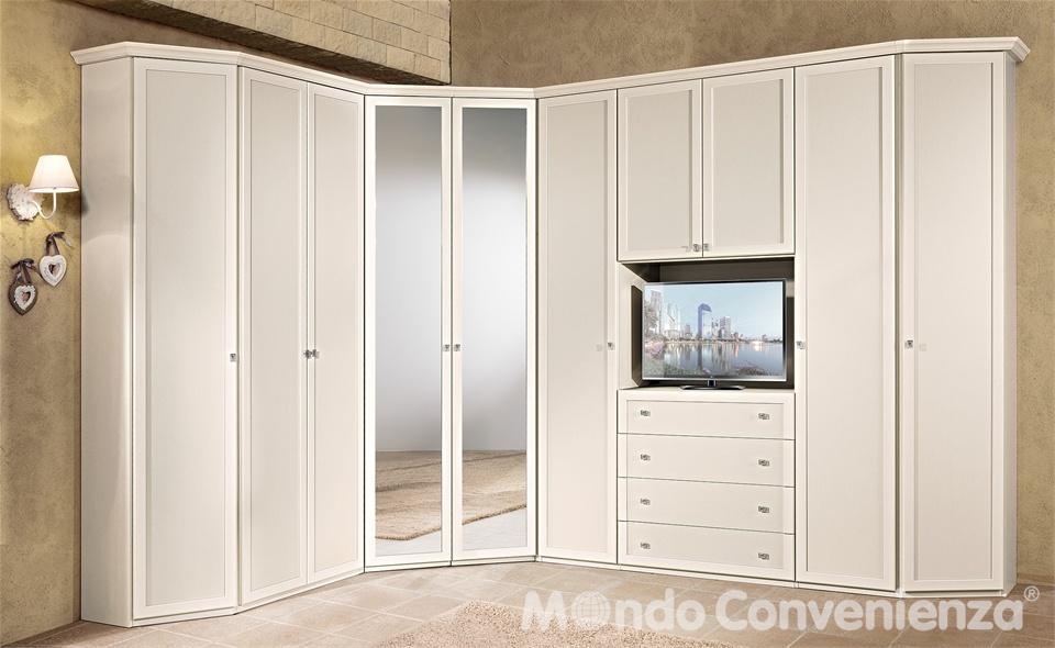 Armadi per mansarde mondo convenienza design casa - Mobili bassi sala mondo convenienza ...