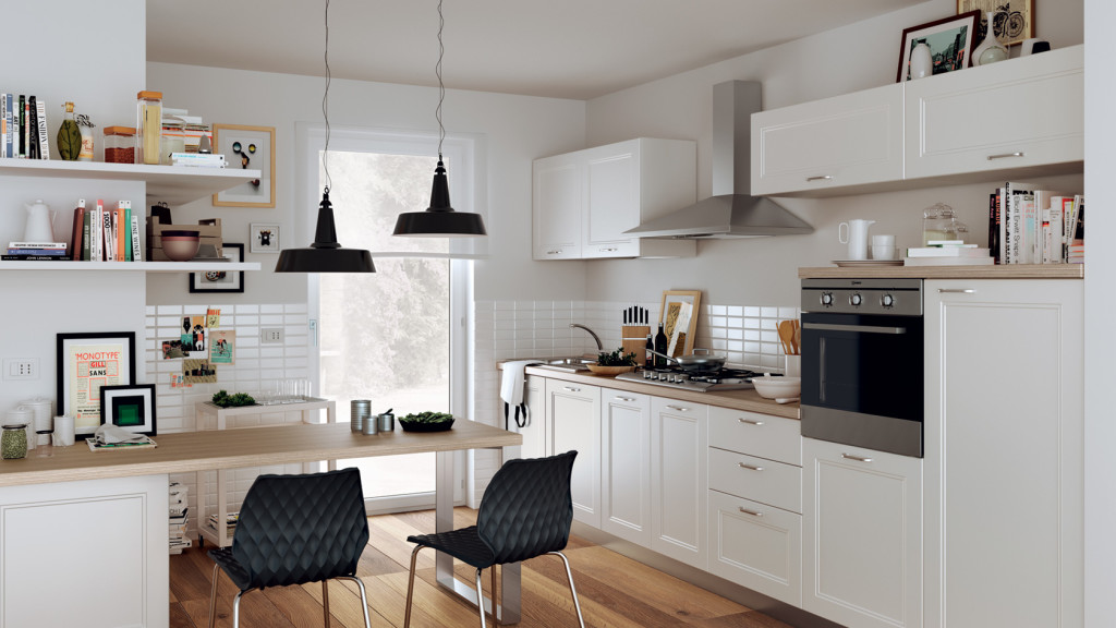Cucine Moderne Scavolini Pictures to pin on Pinterest