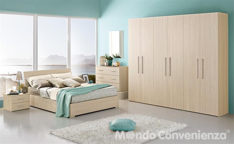 Stellacamere da letto mondo convenienza 2015 design mon for Camere da letto verona