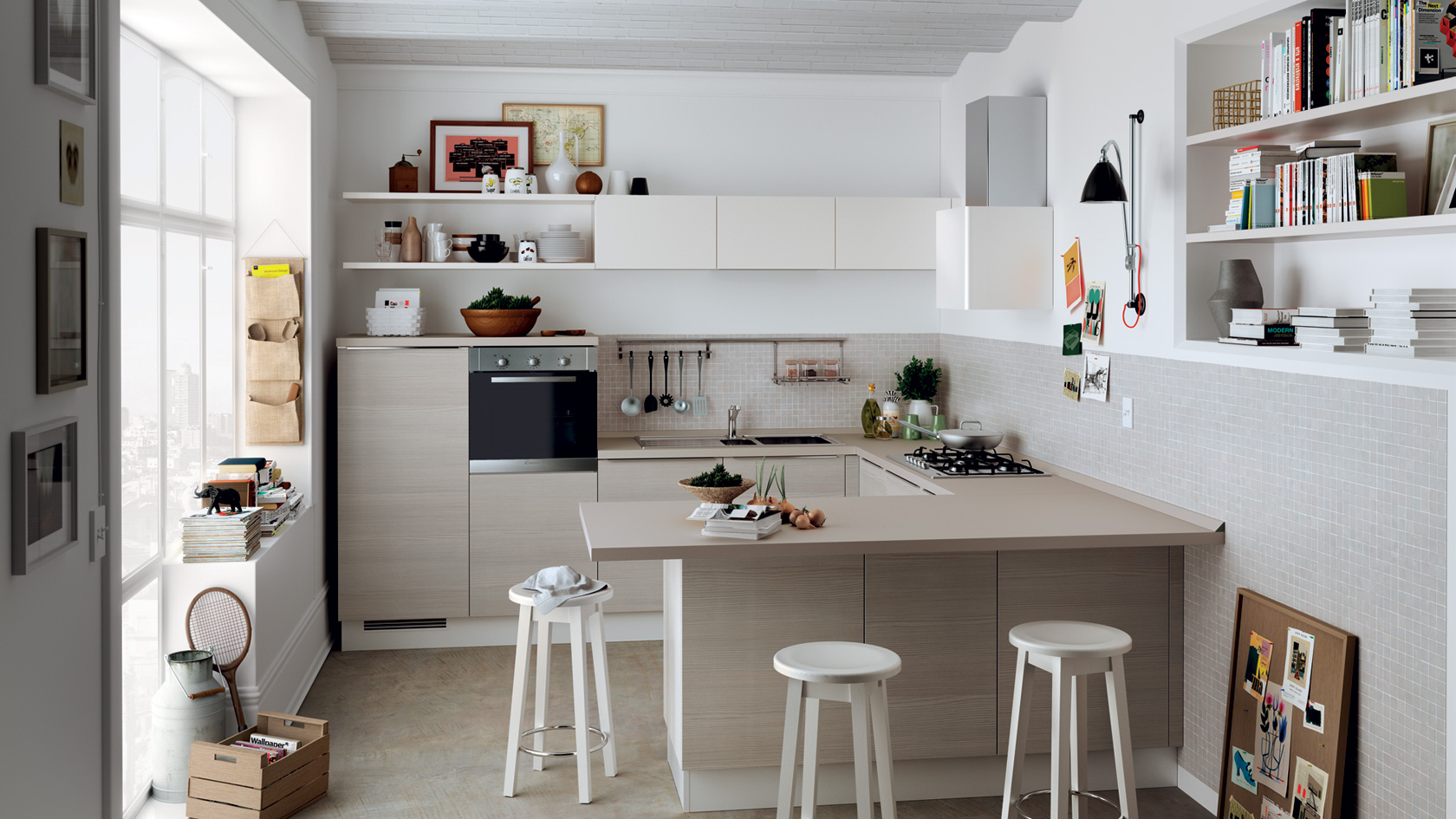 Cucine Scavolini 2015 open space