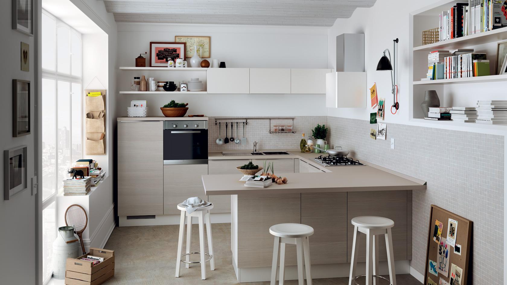 Cucine Scavolini 2015 open space