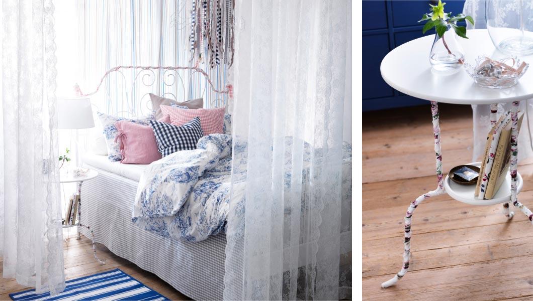 Camere da letto ikea romantica provenzale camere da letto - Ikea camere da letto complete ...