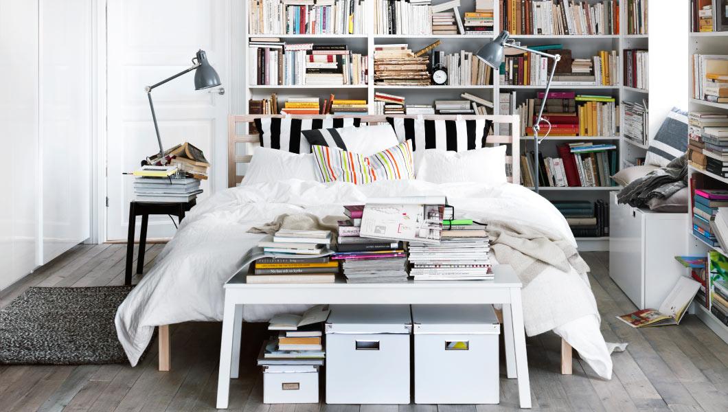 idee camere da letto salvaspazio ~ la scelta giusta per il design ... - Ikea Idee Camera Da Letto