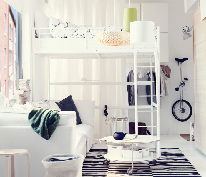 Kleine Woonkamer Inrichten Ikea ZN71 | Belbin.Info