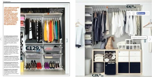 Porta Per Cabina Armadio Ikea : Armadio ripostiglio ikea excellent soluzioni per la camera da
