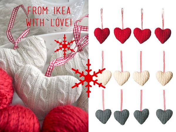 Catalogo ikea natale 2014 design mon amour - Decorazioni natalizie ikea ...