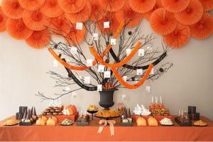 decorazioni fai da te halloween 2014