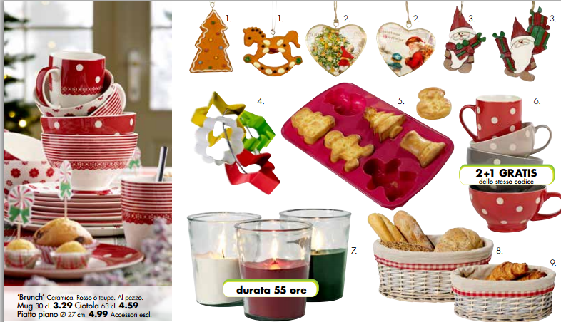 Idee Regalo Natale Cucina.Cucina Casa Shop Natale 2014 Design Mon Amour