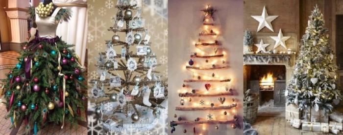 albero di natale 2014 idee originali
