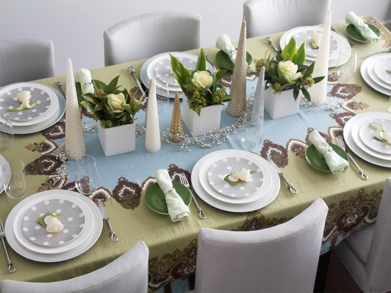 Decorazioni Sala Capodanno : Idee decorazioni tavola capodanno design mon amour