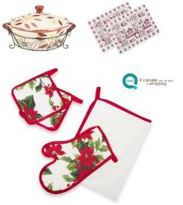 Idee regalo casa qvc natale 2014 design mon amour for Idee regalo natale casa