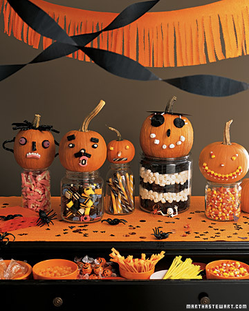 Zucche decorazioni halloween 2014 design mon amour for Decorazioni halloween