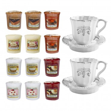 set Yankee Candle