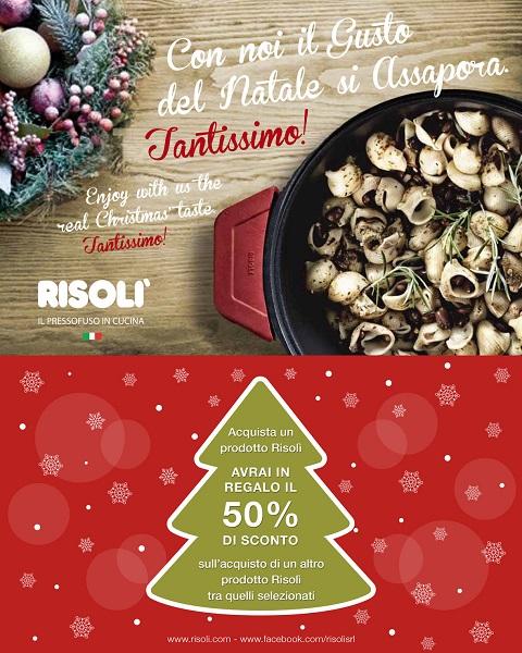 RISOLI' - Promo Natale 2014