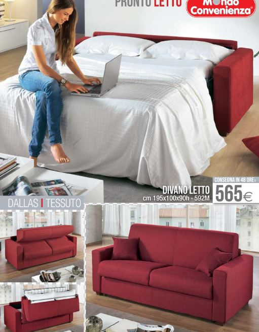 letto dallas mondo convenienza - 28 images - mondo convenienza ...