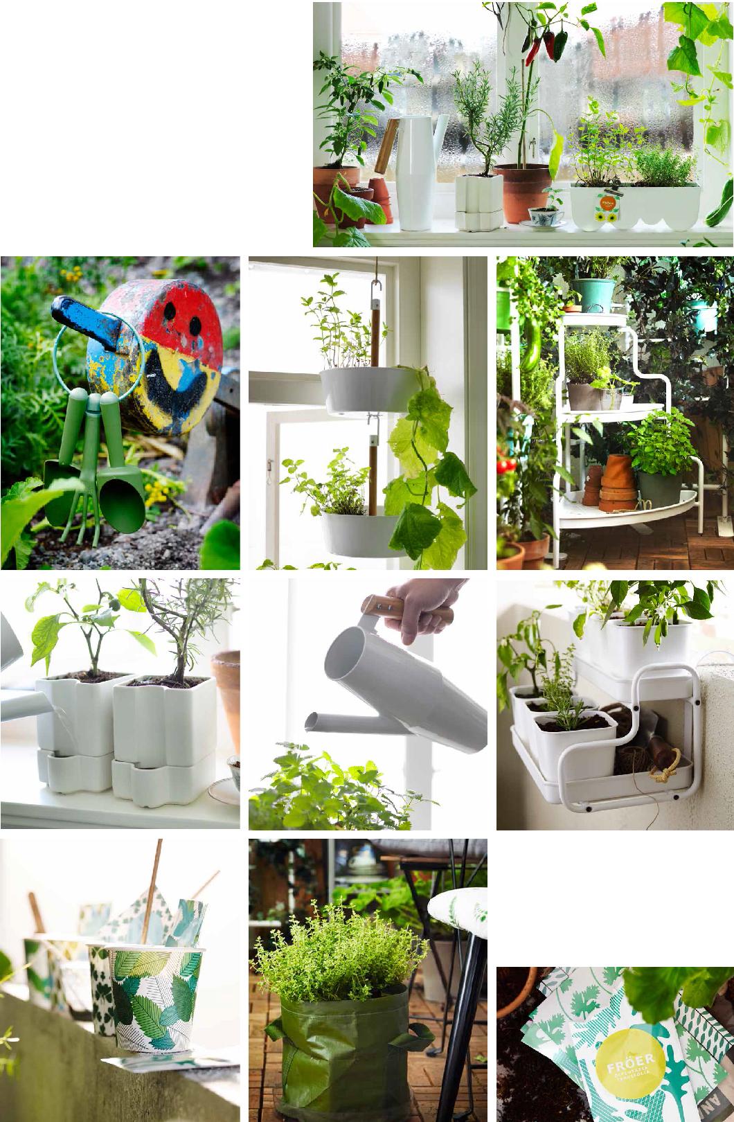 Ikea estate 2015 catalogo esterni gazebo ombrelloni design mon amour - Accessori giardino ikea ...
