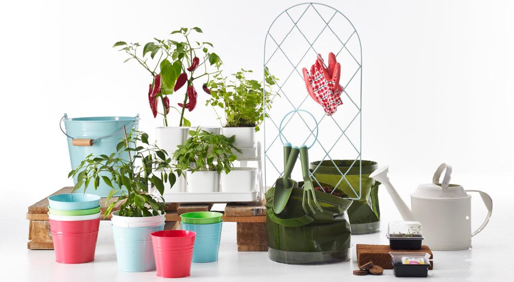 Ikea estate 2015 catalogo esterni outdoor for Accessori giardino ikea