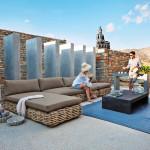 Catalogo Maison Du Monde outdoor 2015 divani da giardino