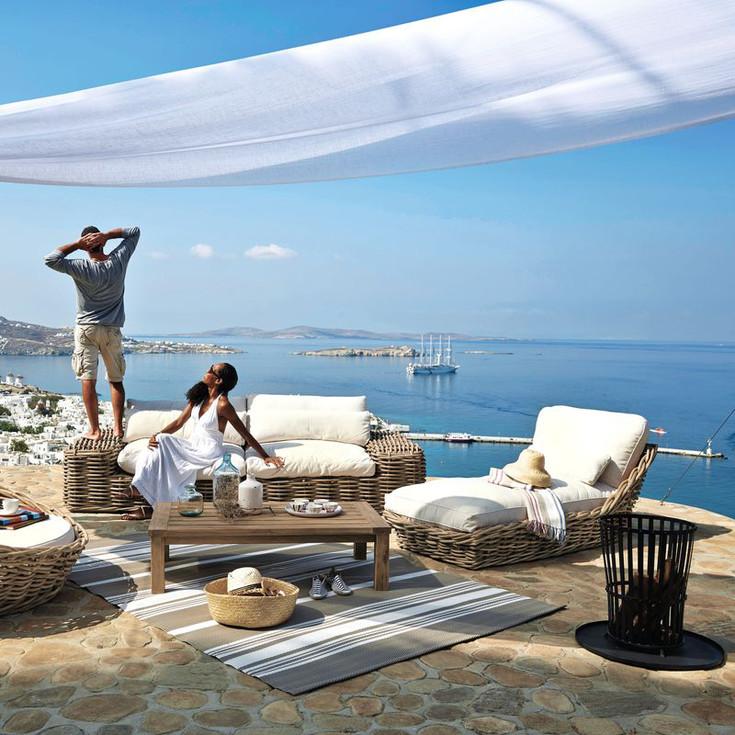 Chaise longue maison du monde outdoor 2015 design mon amour - Mobili giardino maison du monde ...