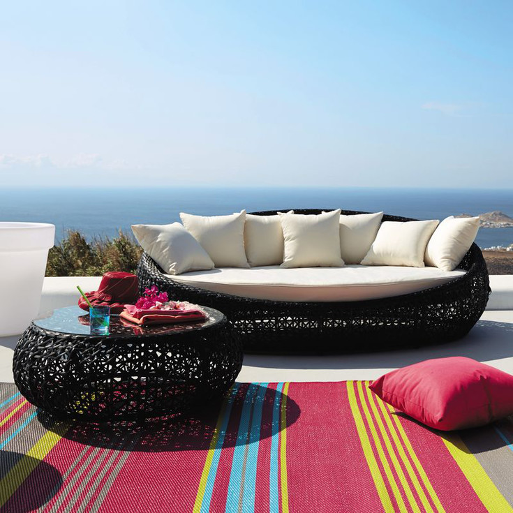 maison du monde outdoor 2015 catalogo esterno mobili. Black Bedroom Furniture Sets. Home Design Ideas