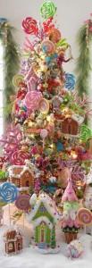 albero natale 2015 caramelle