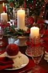 tavola natale 2015 decorazioni tavola natalizia