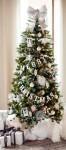albero natale 2015 bianco