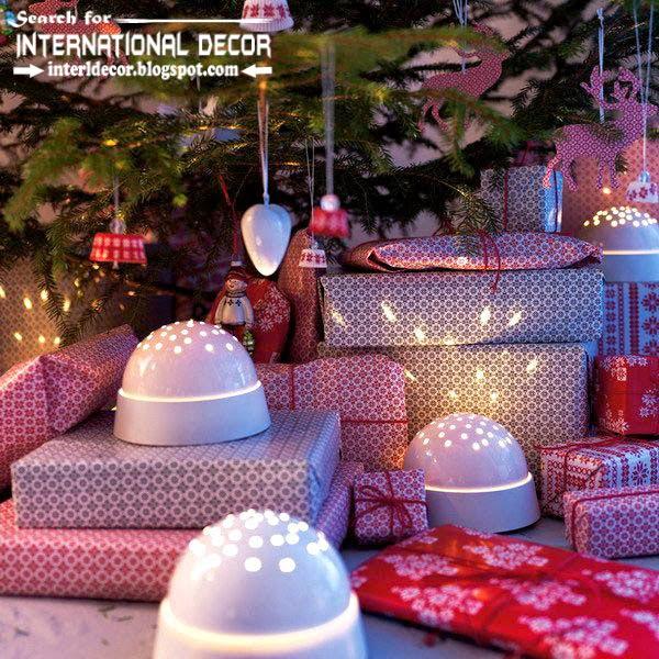 come decorare casa per natale le tendenze del 2016 design mon amour. Black Bedroom Furniture Sets. Home Design Ideas