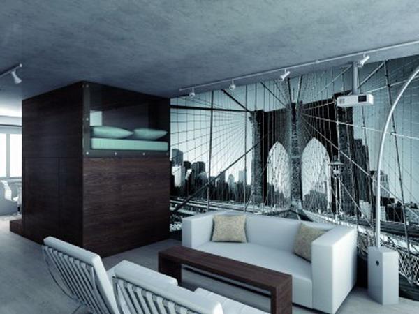 Arredare casa stile Urban: arredamento urban chic
