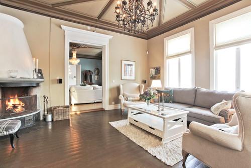 Arredamento in stile Classico salotto