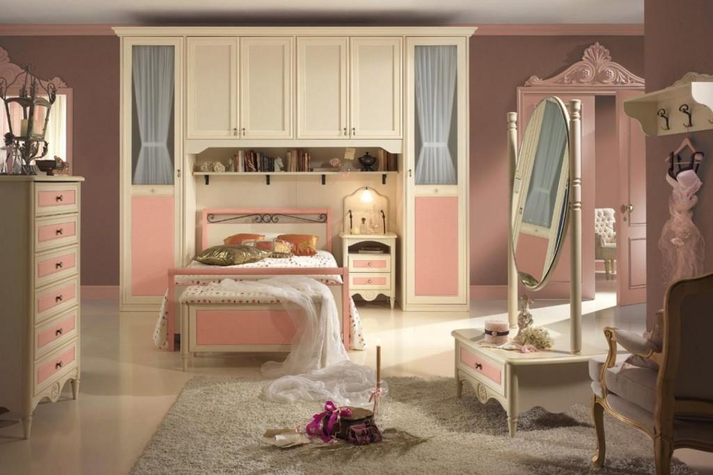 Arredamento in stile classico idee design e mobili classici - Camere da letto retro ...