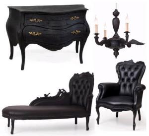 mobili gotici
