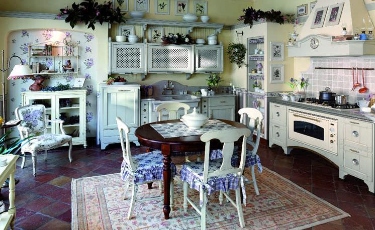 Arredamento stile provenzale cosa e differenze con for Arredamento country provenzale