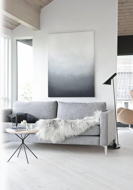 arredare casa con i quadri